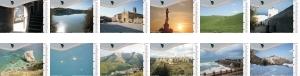 Calendario 2012 Bellezze della Toscana - Preview