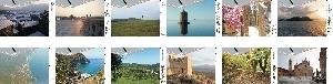 Calendario 2013 Bellezze della Toscana - Preview