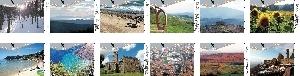 Calendario 2014 Bellezze della Toscana - Preview