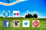 Fotografie social network in giro per la Toscana