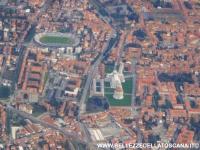 Fotografie aeree della Toscana