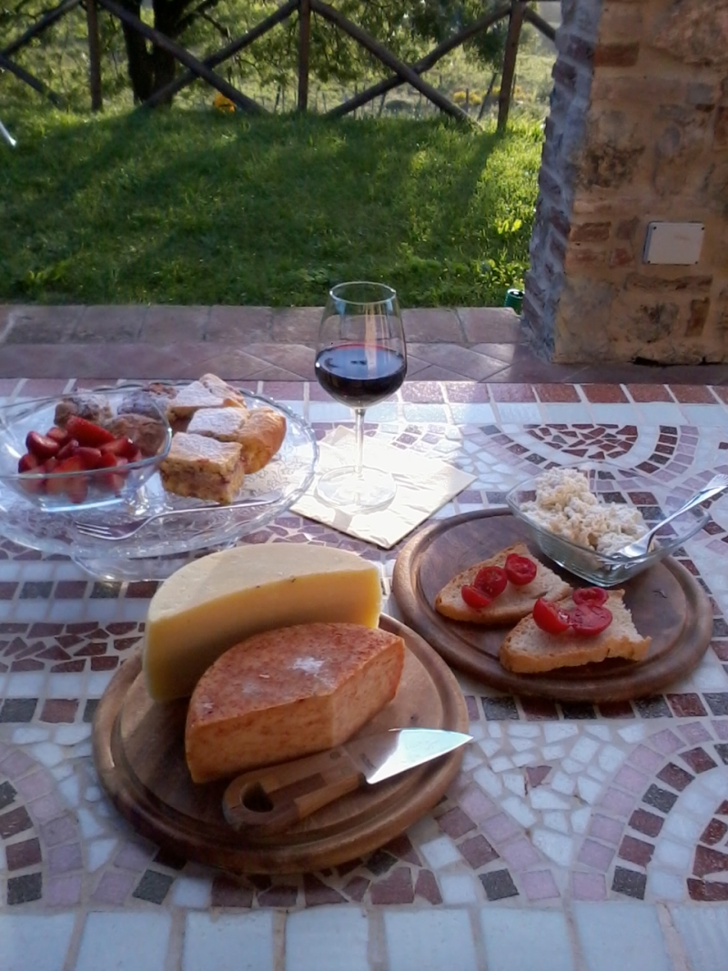 Foto_colazione_Agriturismo_Meridiana