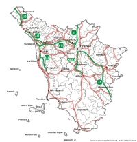 cartina_autostrade_Toscana