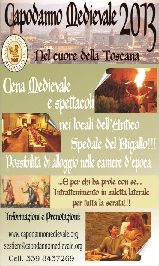 Capodanno medievale 2013 bagno a ripoli fi segnalato da bellezze della toscana - Bagno a ripoli fi ...