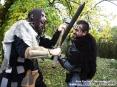Monteriggioni (SI) - Evento Fantasy Medievale - Foto Novembre 2009<br> http://www.alaenoctis.it