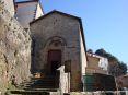 Arcidosso (GR) - La piccola Chiesa di Sant