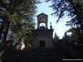Arcidosso (GR) - Dalla sommità della collinetta che ospita il monumento ai Caduti sul Lavoro si gode di un bel panorama sull