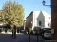 Bolgheri (LI) - Piazza Teresa alle porte del borgo