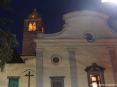 Buti (PI) - Il prospetto del Duomo del paese, la chiesa di San Giovanni Battista. La Pieve di San Giovanni Battista di Buti esisteva già prima dell'anno 1000.  Nell