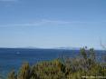 Cala Violina (GR) - Verso il mare di fronte all