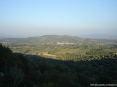 Caldana (GR) - Dal paese si gode di un incantevole panorama sulle dolci colline della Maremma Grossetana immerse nel verde