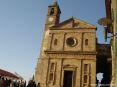 Caldana (GR) - La chiesa di San Biagio è un esempio più uniico che raro, di costruzione sacro rinascimentale nella Maremma grossetana. Molti studiosi attribuiscono il progetto del prospetto e degli interni della Chiesa di San Biagio a Michelangelo Buonarroti. All'interno si può ammirare un affresco col crocifisso e i Santi Biagio e Guglielmo, realizzato da Giovanni Nasini.