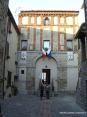 Caldana (GR) - La Canonica di Caldana si trova in fondo a via di Mezzo, nel cuore del paese. L