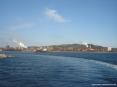 Canale di Piombino (LI) - Zona del porto di proprietà dello stabilimento Lucchini