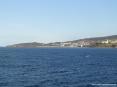 Canale di Piombino (LI) - Il tratto di costa di Salivoli fino al promontorio del Falcone