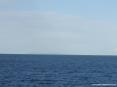 Canale di Piombino (LI) - Dal mare del canale si intravede l