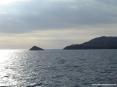 Canale di Piombino (LI) - Isolotto dei Topi e costa del paese del Cavo, Isola d