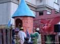 Carnevale Piombino 2009 - Il carro dell
