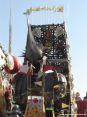 Carnevale di Viareggio (LU) 2008 - Il Signore del male nel carro In nome di chi...