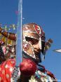 Carnevale di Viareggio (LU) 2008 - Il guerriero di Roberto Vannucci
