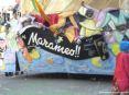 Carnevale di Viareggio (LU) 2008 - Particolare di un bel carro di seconda categoria: di Jacopo Allegrucci - Marameo!!!