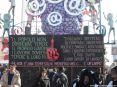 Carnevale di Viareggio (LU) 2008 - Particolare del carro di Emilio Cinquini - Il Grillo FURIOSO