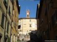 Castagneto Carducci (LI) - La salita verso l