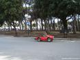 Forte dei Marmi (LU) - Nel parco divertimenti attrezzato in piazza Marconi i più piccoli possono sfrecciare con delle automobiline elettriche.