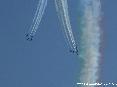 Frecce Tricolori a Piombino 10 agosto 2006 - Pattuglia Acrobatica Nazionale Italiana - Aeronautica Italiana