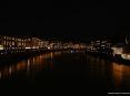 Luminara San Ranieri 2008 Pisa (PI) - Tutto lo splendore della luminara da ponte Solferino verso ponte di Mezzo
