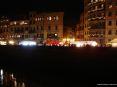 Luminara San Ranieri 2008 Pisa (PI) - Sfolgoranti luci delle bancarelle all