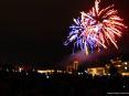 Luminara San Ranieri 2008 Pisa (PI) - I fuochi di artificio con i loro botti fanno l