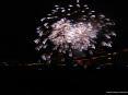 Luminara San Ranieri 2008 Pisa (PI) - Esplosioni di colori illuminano ad intermittenza il cielo pisano sopra i tetti