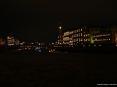 Luminara San Ranieri 2008 Pisa (PI) - Le ultime imbarcazioni chiudono la coda della processione sul fiume all