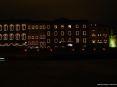 Luminara San Ranieri 2008 Pisa (PI) - Lungarno Gambacorti e le migliaia di lumini accessi sul profilo di palazzi e finestre