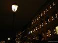 Luminara San Ranieri 2008 Pisa (PI) - Contrasti di luci ed ombre tra i lampioni, le candeline e i lumini accesi