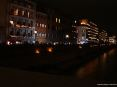 Luminara San Ranieri 2008 Pisa (PI) - Lungarno Mediceo gremito di persone festanti