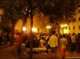 Luminara San Ranieri 2008 Pisa (PI) - Piazza La Pera piena di ragazzi