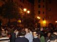 Luminara San Ranieri 2008 Pisa (PI) - Piazza La Pera con le sue musiche diventa punto di ritrovo per gruppi di ragazzi e ragazze