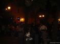 Luminara San Ranieri 2008 Pisa (PI) - Qualche coppia si apparta sulle panchine di piazza La Pera