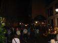 Luminara San Ranieri 2008 Pisa (PI) - Borgo Stretto gremito di gente all