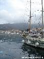 Marciana Marina (LI) - Il porto turistico offre riparo e ormeggio a imbarcazioni di diversa stazza, dalle più piccole, ai grandi yacht e i velieri