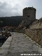 Marciana Marina (LI) - Il molo lastricato permette una passeggiata tranquilla. L
