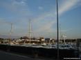 Marina di Cecina (Cecina Mare) (LI) - Nel porto sono ormeggiate imbarcazioni di diverso tipo e stazza