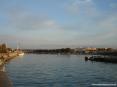 Marina di Cecina (Cecina Mare) (LI) - Il porto sulla foce del Fiume Cecina offre un ampio ingresso e un ormeggio sicuro dalle furie del mare
