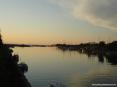 Marina di Cecina (Cecina Mare) (LI) - Al tramonto in particolar modo la foce del Cecina regala suggestive viste