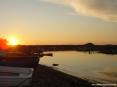 Marina di Cecina (Cecina Mare) (LI) - A sera al tramonto guardando il mare si gode di uno spettacolo affascinante