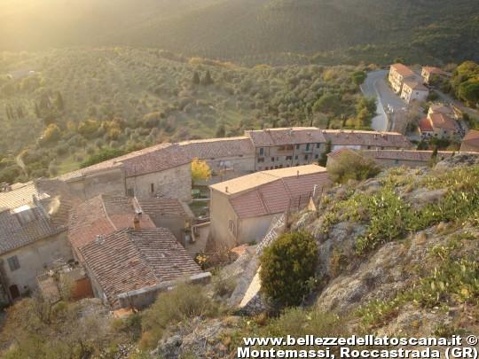 Fotografia di montemassi roccastrada gr 13 bellezze for Case di pietra del paese della collina del texas