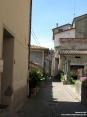 Monterchi (AR) - Il borgo si compone di tanti antichi edifici con case e cortili.
