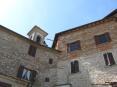 Monterchi (AR) - Gli antichi edifici del borgo sono costruiti a pietra.